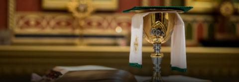 A Teologia da Celebração Eucaristica
